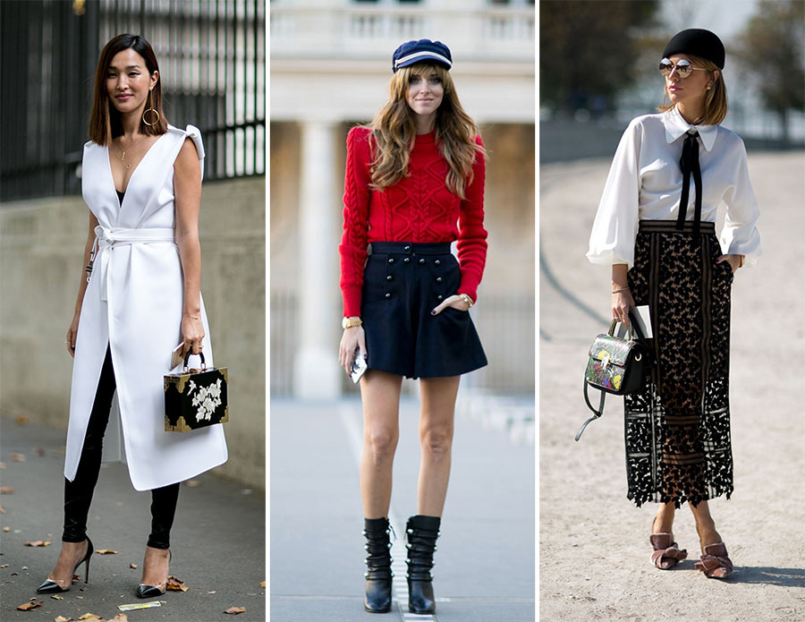 Paris Fashion Week Spring Summer 2016 Street Style Thecreativepattern 39 S Blog